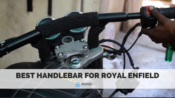Best Handlebars for Royal Enfield