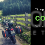 things to consider while going on a bike adventure
