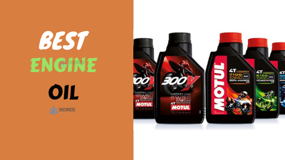 Best Engine Oil For Bike in India 2019 - 360Ride