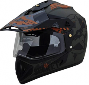 vega off road dual visor