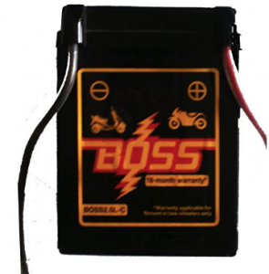 boss bike battery