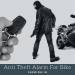 Anti Theft Alarm for Bike