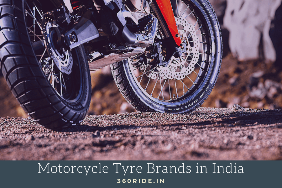 Motorcycle Tyre Brands in India