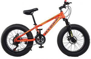 Hydra fat bike for kids