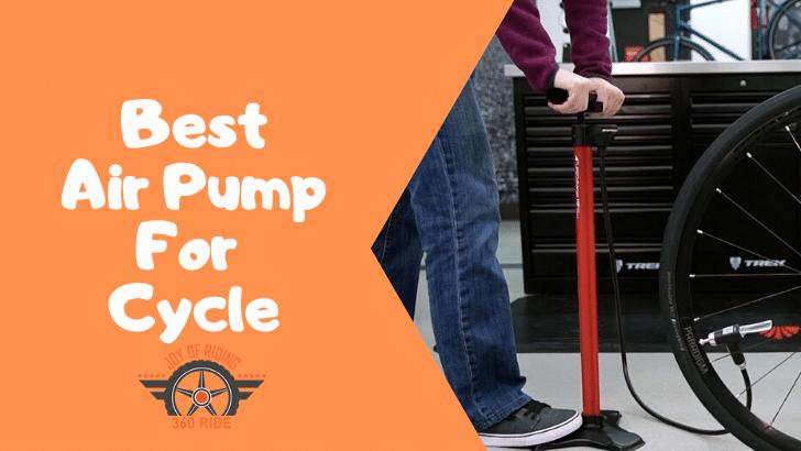 Best Cycle Air Pump in India