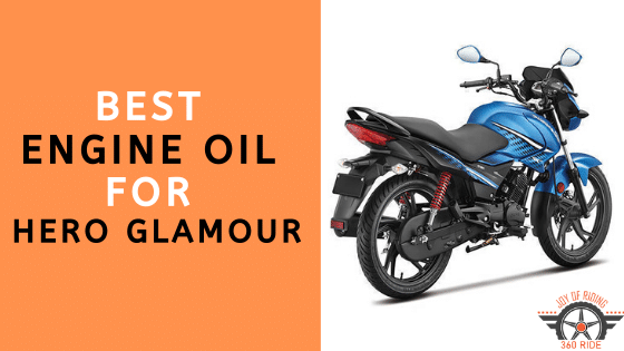 Best Engine Oil For hero glamour