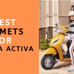Best Helmet For Honda Activa