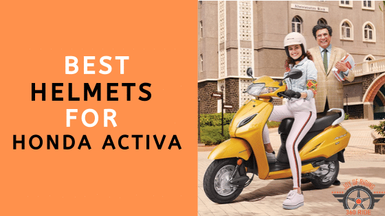Best Helmet For Honda Activa