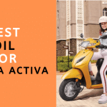 Best Oil For Honda Activa